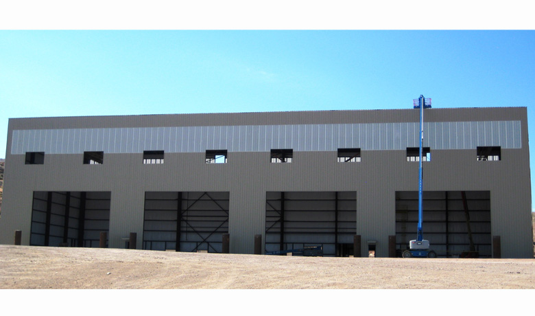 Hanlon Hycroft Vehicle Maintenance - 01