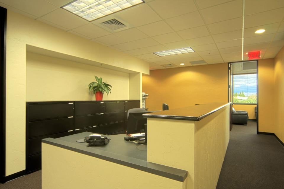 Corporate TI Interiors Work Space