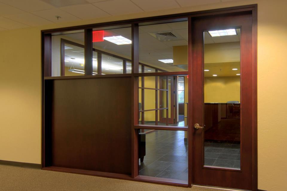 Hanlon Engineering Corporate TI Interiors Entry