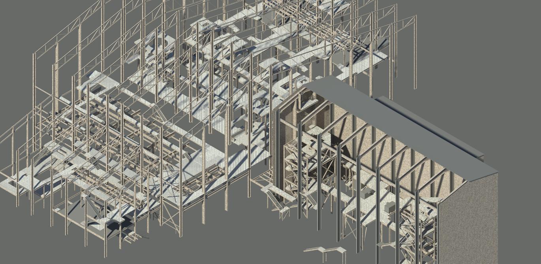 BIM Structural - Steel Study