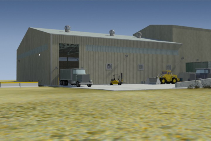 Hanlon Engineering Mining Concentrate Expansion 01