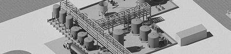 Uranium Mine & Process Plant