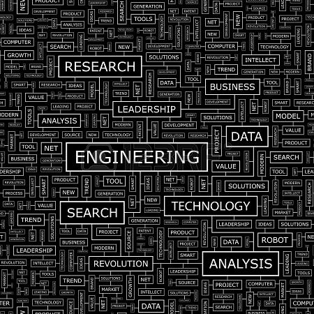 20195064-engineering-word-cloud-concept-illustration