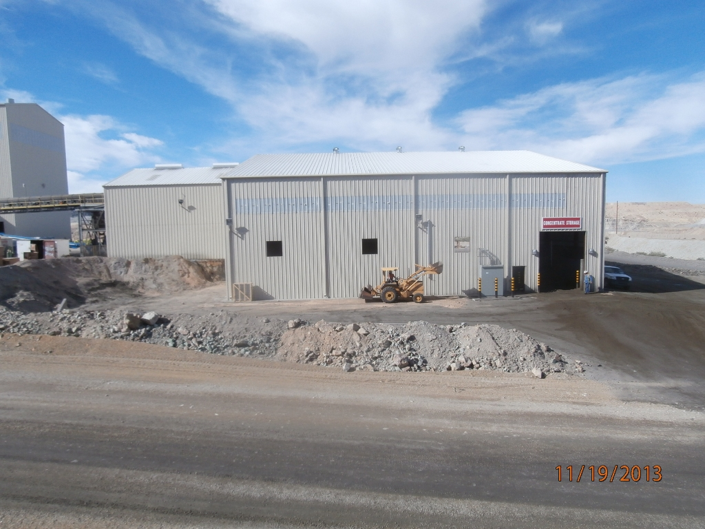 Hanlon Engineering Concentrate Building
